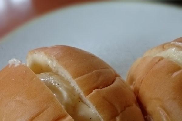 一日中料理の夏休み(1) 朝ごはんはクリームパン