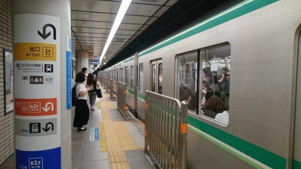 下北沢駅の完成は次の花粉症の時期、と覚えましょう!!?