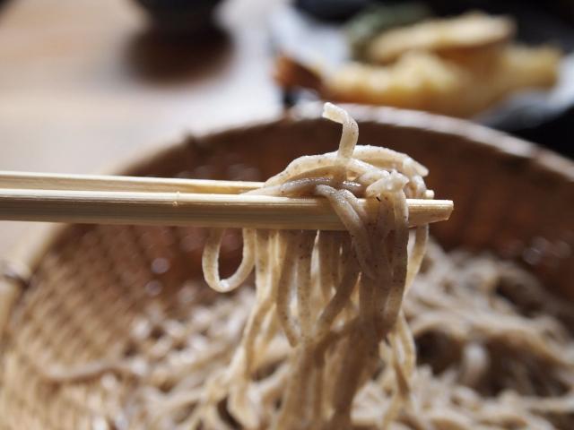 蕎麦のイメージ写真