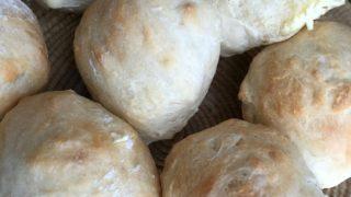 ホシノ天然酵母で作った自家製パン(しずかなかずし)