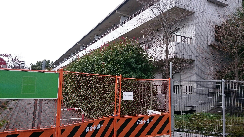 電力中央研究・狛江:所職員家族寮