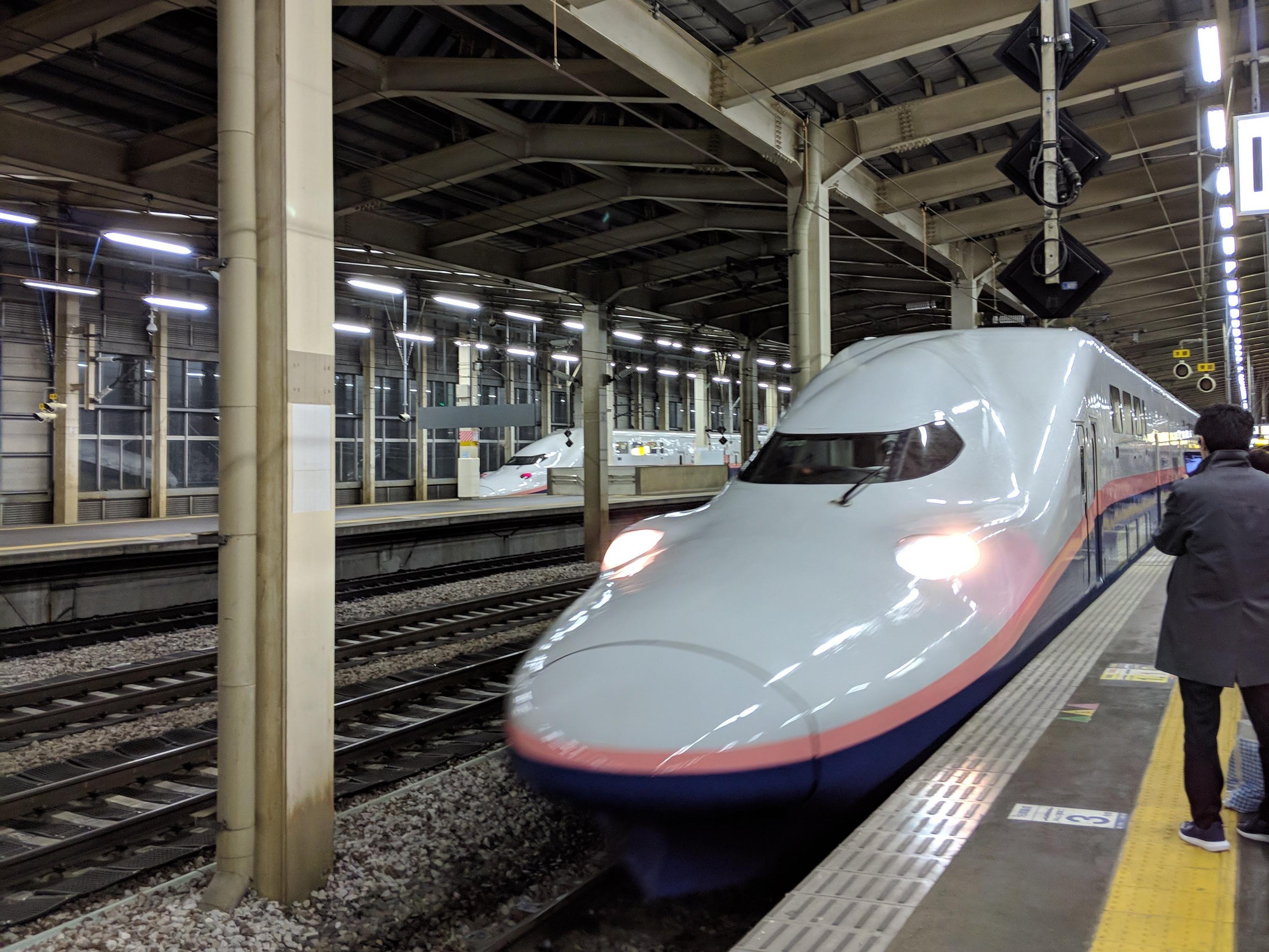 JRガーラ湯沢の日帰りプランは新幹線で手軽に日帰りができちゃうのです