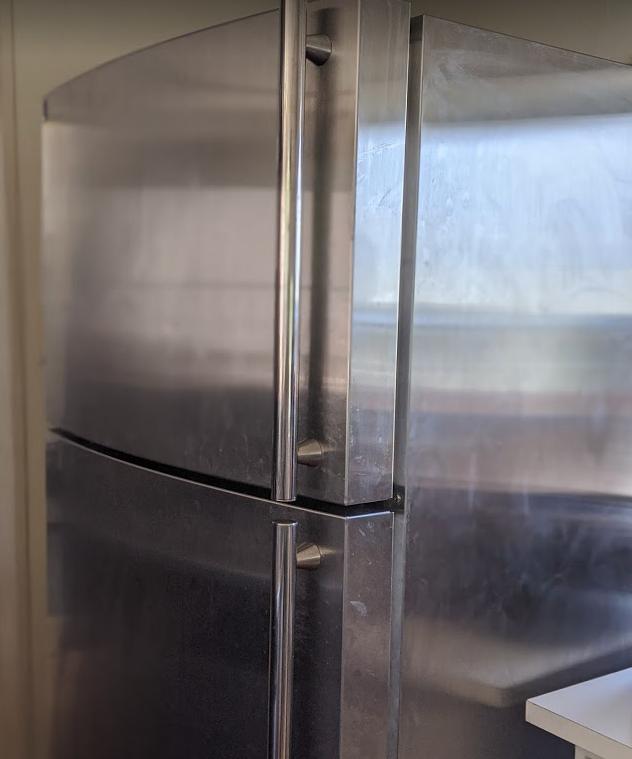 わが家のGE冷蔵庫-TBJ14JA